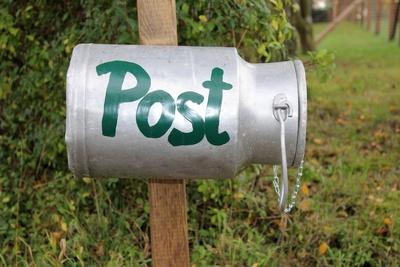 """Briefkästen sind """"Ideenvernichter"""" und damit quasi """"Aktenvernichter!"""""""