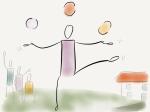 jonglage flieder