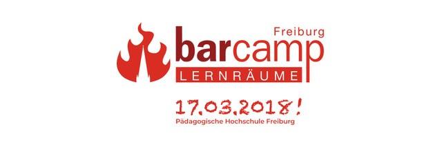 """""""Eine Stadt vernetzt sich"""": Barcamp """"Lernräume"""" am 17. März 2018 inFreiburg"""