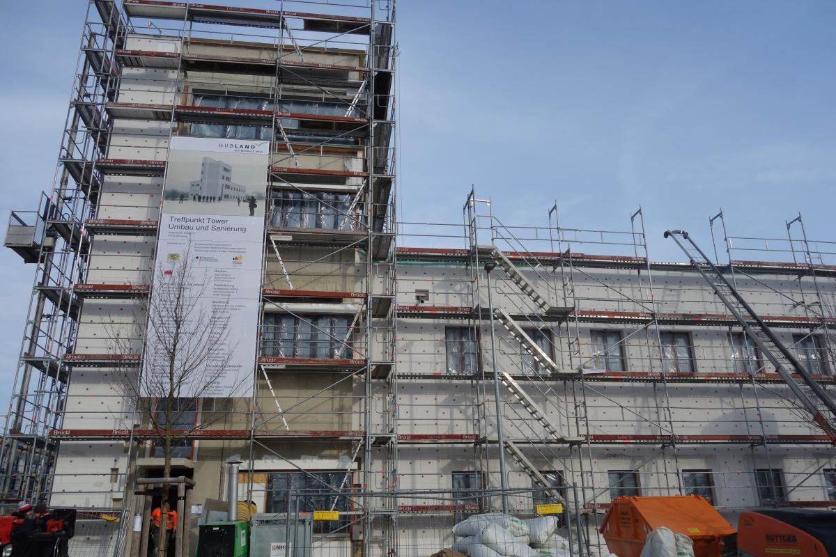 Inspiration, Partizipation, Kreativität – innovative Ansätze bei der Entwicklung einer neuen Stadtteilbibliothek inWürzburg