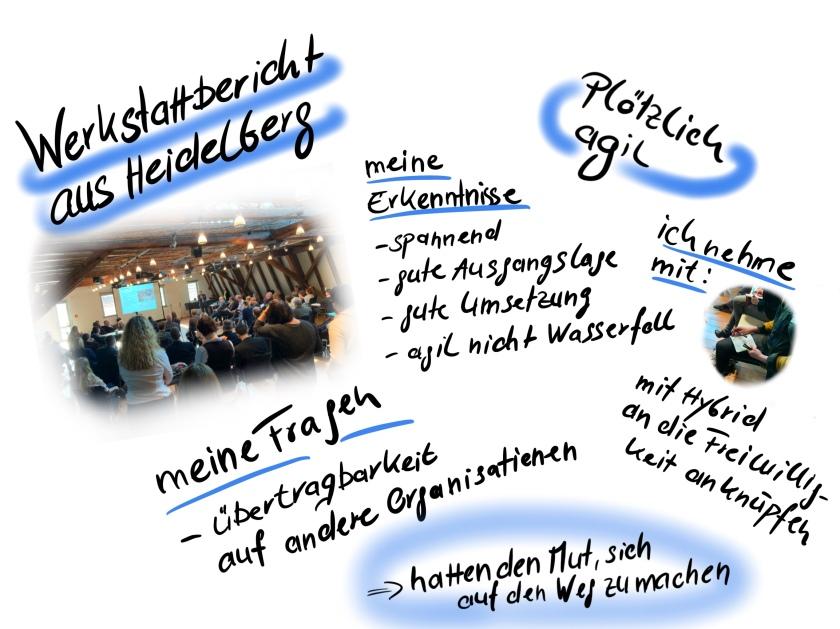 Werkstattbericht aus Heidelberg