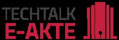 Logo TechTalk Export aus PPT