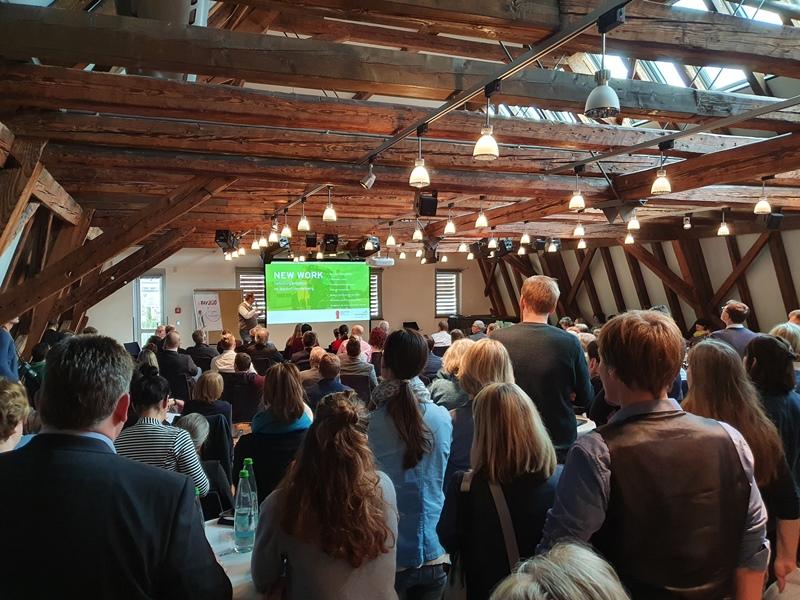 Konferenz Agile Verwaltung am 27. Februar 2020 in Ettlingen –Nachlese