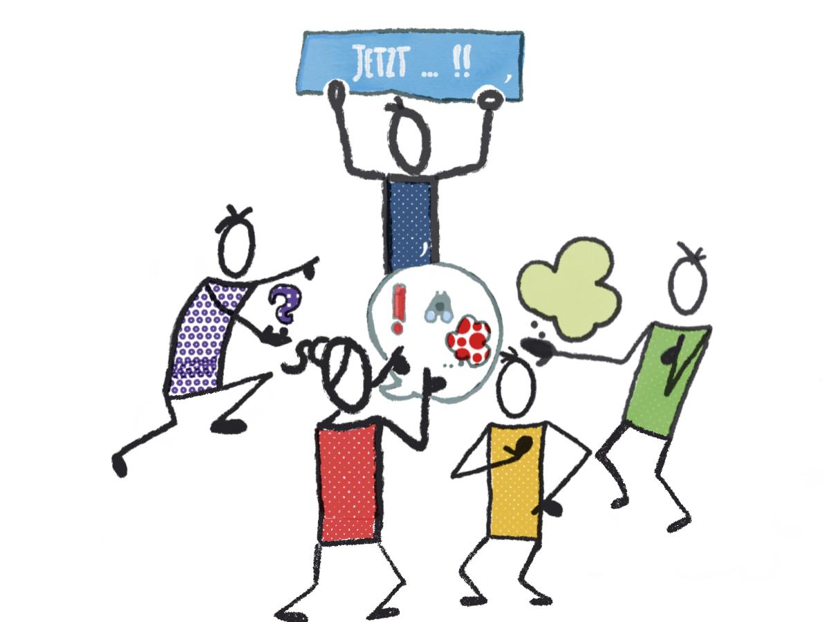 Agile Methoden in der öffentlichen Verwaltung: Ja, das geht! Auch (und gerade) in derSchweiz.